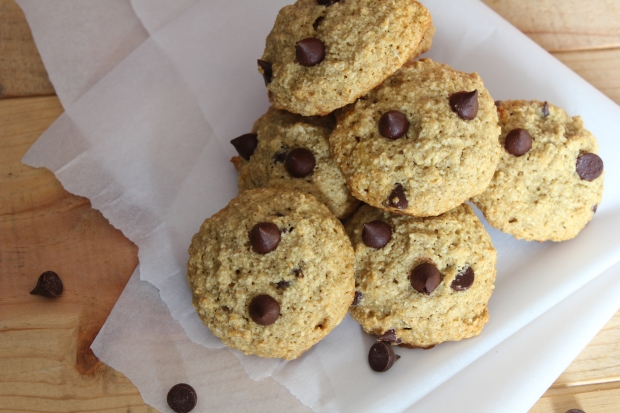 SimplyWholeFoods_Chocolate Chip Oat Cookies