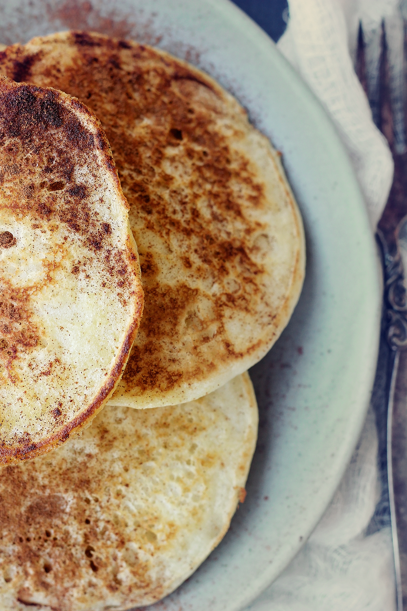 how to make pancakes with rice flour