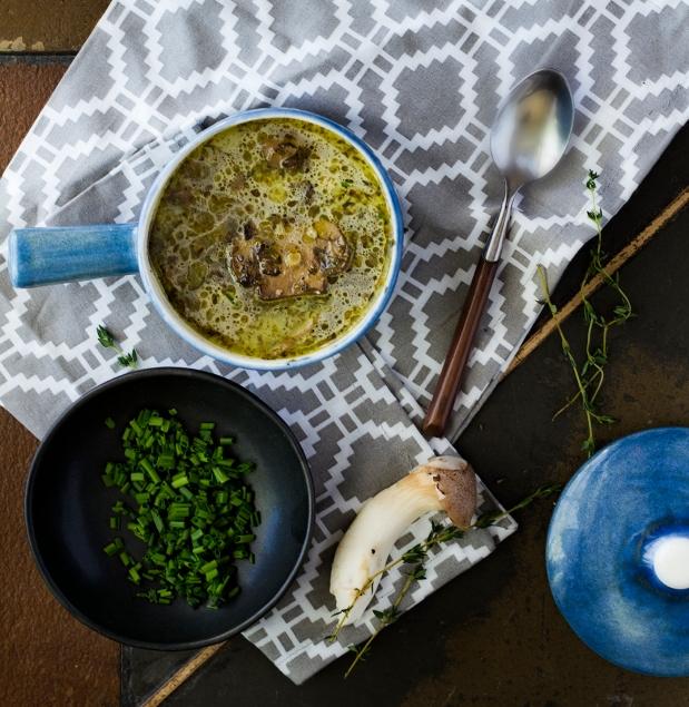 SimplyWholeFoods_InstantPot_Mushroom Soup